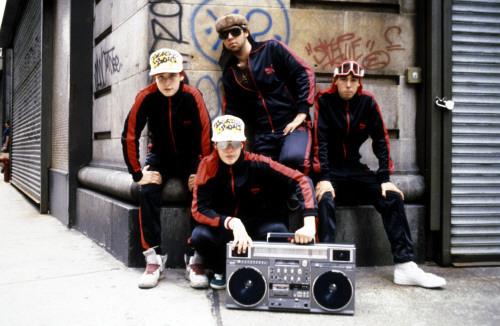 Beasty Boys, 1984