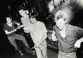 Группа в 1982 году