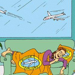 Летать испать