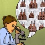 Нанопроблемы большого масштаба
