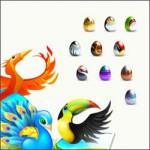 Птицы творческого счастья
