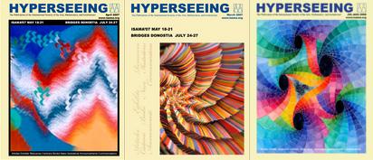 Hyperseeing— pdf-журнал оматематике иискусстве