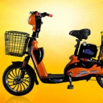 Электровелосипеды Поднебесной
