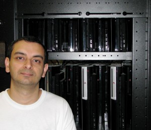Гаурав Ханна и его кластер PS3